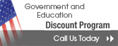 Discount for Education & Goverment